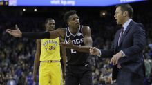 Buddy Hield regrets passing on go-ahead 3-pointer against Warriors after arguing with coach
