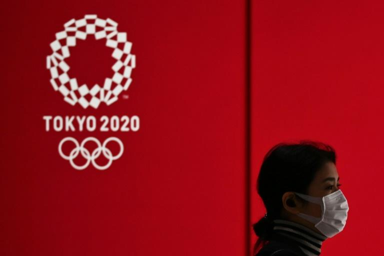 The Olympics had been due to start in July (AFP Photo/CHARLY TRIBALLEAU)