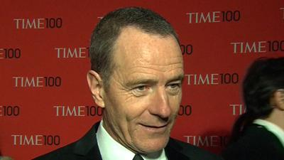 Bryan Cranston Honored To Be On Time's 100 Most Influential People In The World List