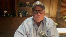 Rudy Giuliani says his heart is broken for New York City, slams 'nonexistent' Mayor Bill de Blasio