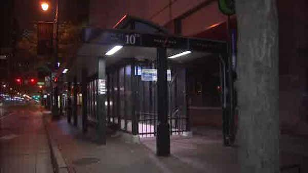 Man in wheelchair falls on tracks at Market East Station