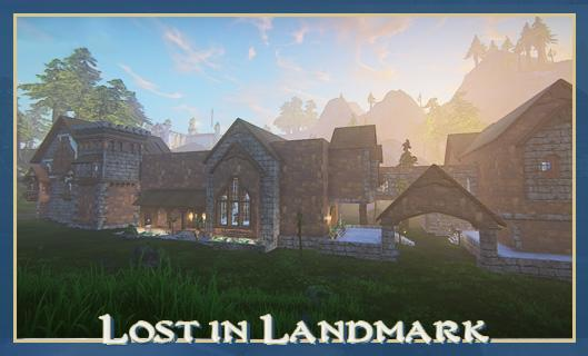 The Stream Team:  Landmark's castles and manors and gardens, oh my!