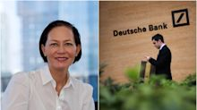 Deutsche Bank's UK boss says she wants investment banking graduates in the office 5 days a week, even as the company moves to flexible working