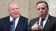 Doug Ford 'Totally' Disagrees With Bill 21 But Won't Tell Francois Legault