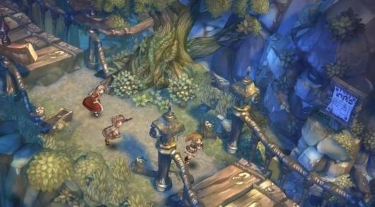 Newest test for Tree of Savior features English localization