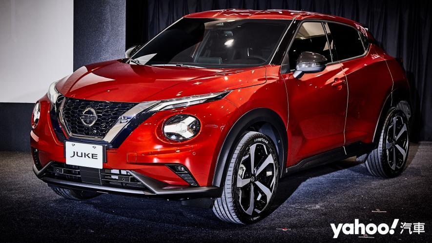 貫徹怪奇本色!Nissan大改款Juke正式發表86.9萬起! - 15