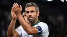 """Les Verts rendent hommage à Loïc Perrin : """"Tu n'as pas joué à l'ASSE, tu es l'ASSE"""""""