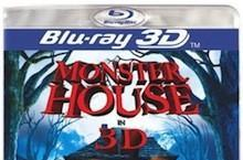 Monster House 3D Blu-ray reviewed, hints Sony's skills are improving