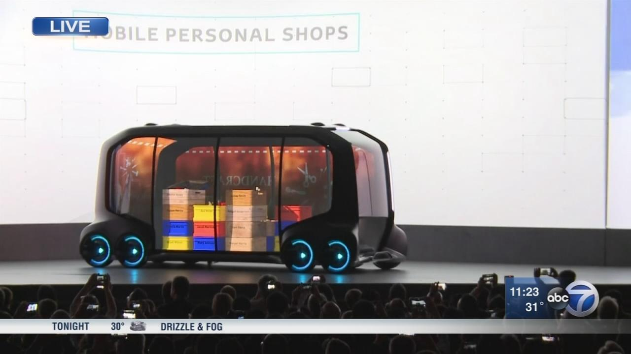 Consumer Electronics Show's coolest new gadgets [Video]