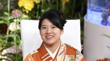 Wieder gibt eine japanische Prinzessin ihren Titel auf, um einen Bürgerlichen zu heiraten