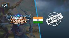 Mobile Legends dan 58 apps asal Cina lainnya di-banned pemerintah India