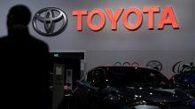 Virus drives down Toyota profit forecasts