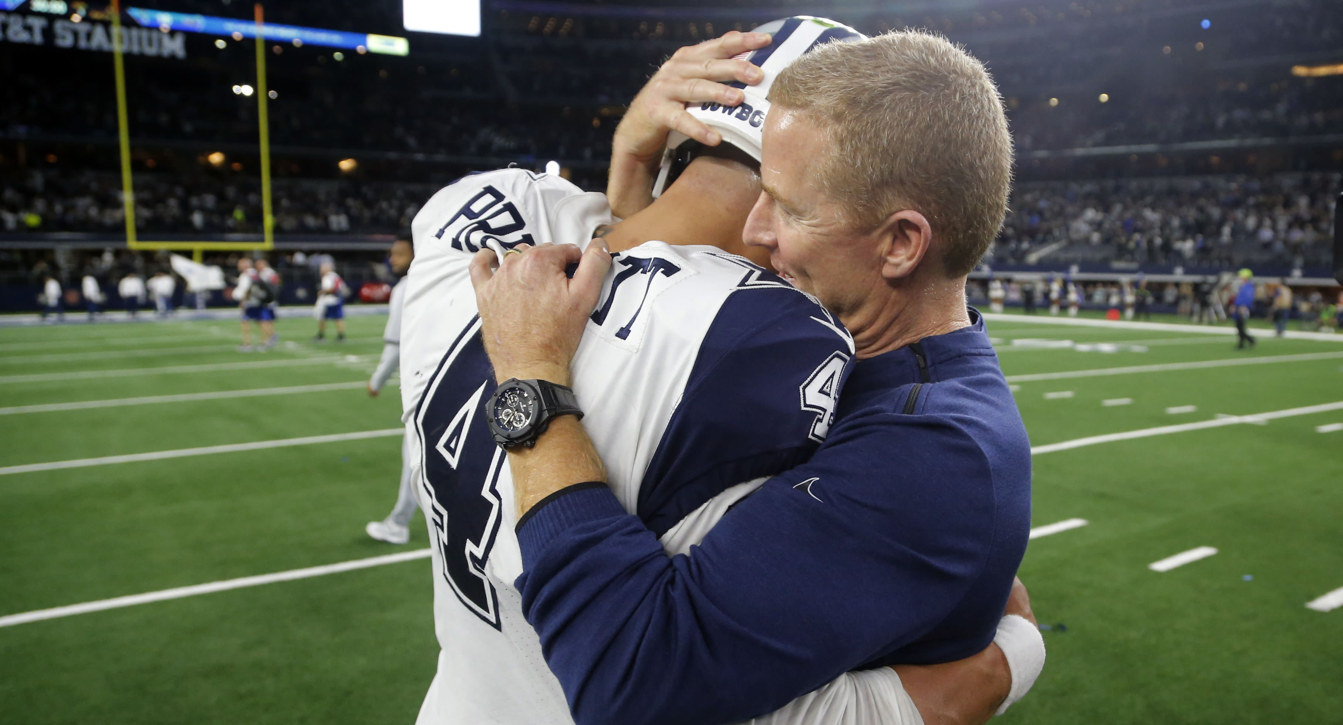 Cowboys  massive win likely saved Garrett s job 6979ce494