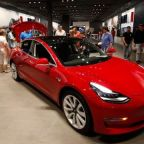 Tesla cutting seven percent of its workforce as part of effort to lower the price of Model 3