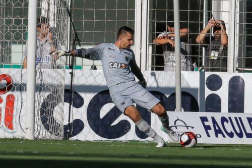 Após empate com o Sport, Victor destaca atuação do Galo fora de casa: 'Soubemos segurar a pressão'