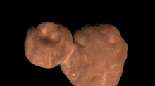 'Ultima Thule' no more: New Horizons' space snowman is named Arrokoth