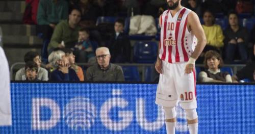 Basket - Euroligue (H) - L'Etoile Rouge de Belgrade garde espoir pour la qualification en Euroligue