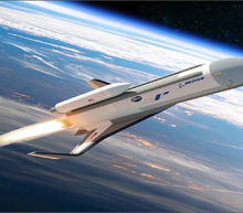 DARPA just announced it's one step closer to building a hypersonic space plane