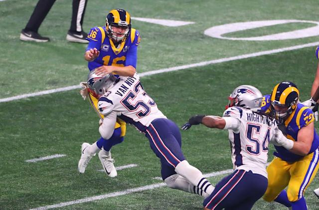 Super Bowl LIII breaks streaming records despite TV viewership slump