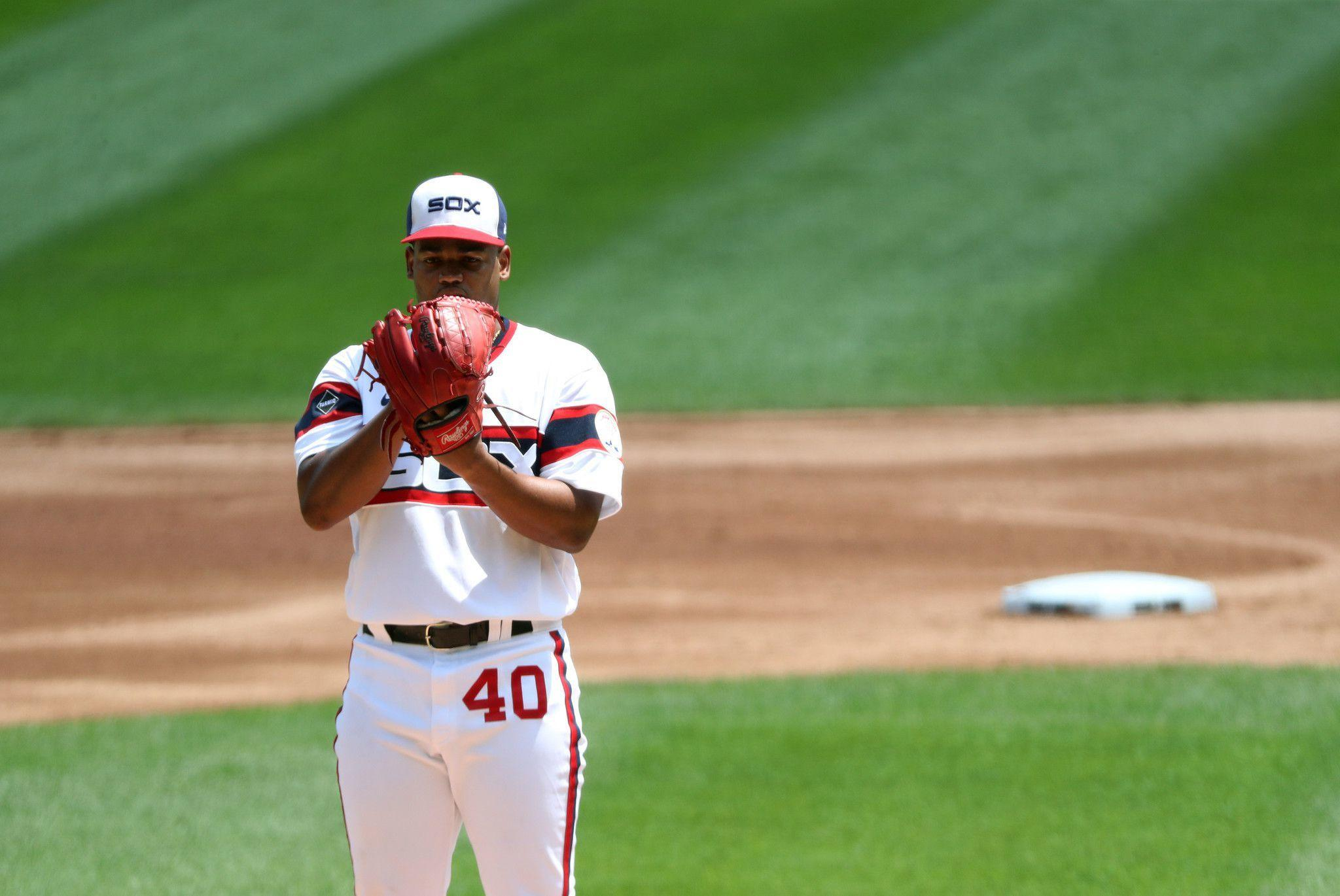 White Sox reinstate Reynaldo Lopez from the injured list to start Saturday against the Cubs