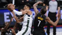 NBA betting: Nets and Lakers, not the Bucks, are betting favorites for 2021-22 championship