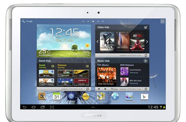 Samsung Galaxy Note 10.1 launches stateside August 16th starting at $499