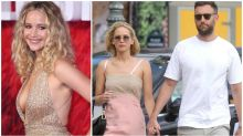 Jennifer Lawrence engaged to boyfriend of eight months
