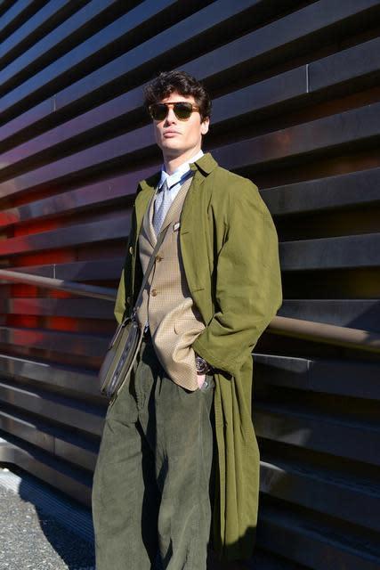 【街拍看趨勢】2020 Pitti Uomo 男裝展,型男的九大「穿搭重點」一次掌握!