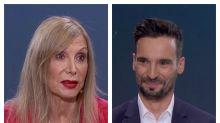 """""""¿Nos cerrarán el programa?"""": La revelación de Pilar Eyre sobre Juan Carlos I que dejó con esta cara a Lluís Guilera"""