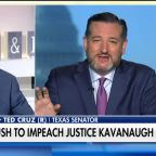 Ted Cruz reacts to NYT story on Brett Kavanaugh