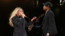 Beyonce and Jay-Z dedicate GLAAD award to family members