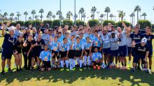 LA Galaxy's incredible gesture for rescued Thai soccer team