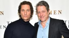 Matthew McConaughey Is Setting Up His Mom with Hugh Grant's Dad: It Will Be 'Red Hot'