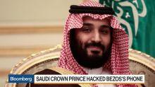 Saudi Prince Accused of Hacking Jeff Bezos' Phone