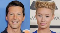 "Sean Hayes and Husband Flawlessly Lip Sync to Iggy Azalea's ""Trouble"""