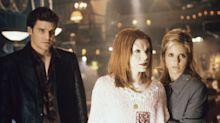 David Boreanaz has no plans to be in controversial 'Buffy' reboot: 'I just let it be and lend my support from afar'