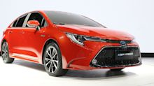 The 2020 Toyota Corolla Sedan Will Be the First Corolla Hybrid In the U.S.