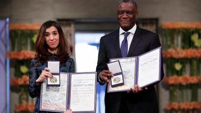 Consegnato il Nobel per la Pace, a una yazida e a un medico congolese