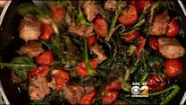 Stephanie & Tony's Table: A Vegetable Dish That Will Warm You Up On A Chilly Day