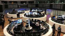 European shares post worst quarter in 2 years despite late M&A lift
