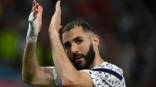 Benzema delighted to lift 'pressure' with first goals since France return