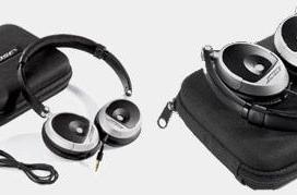 Bose TriPort OE headphones
