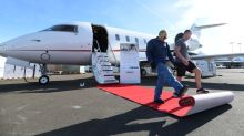 Embraer lands $1.4 billion corporate plane order as business jet show kicks off