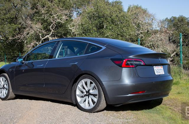 Tesla pauses Model 3 production again