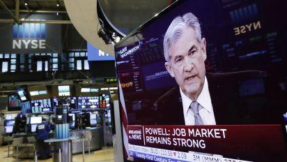 鮑威爾:加息過慢將對經濟擴張帶來風險