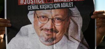 Why did Khashoggi's assassins stop in Egypt?