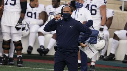 Another botched finish for Penn State's coach
