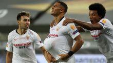Sevilla win Europa League after Romelu Lukaku own goal settles thrilling final against Inter Milan