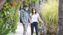 Ben Affleck and Ana de Armas Went on a Double Date with Matt Damon and Luciana Barroso