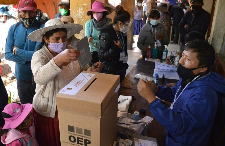 International observers on Wednesday declared Bolivia's presidential election transparent and Luis Arce's incoming leftist government legitimate